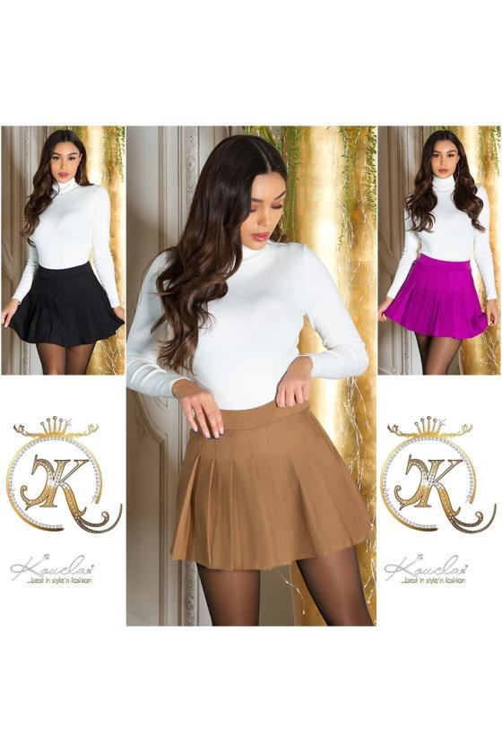 Juodos spalvos ilgas klasikinis paltas
