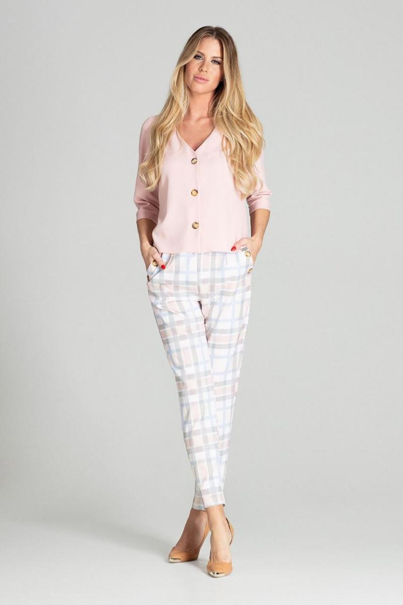 Asimetriška kapučino spalvos mini suknelė_57392