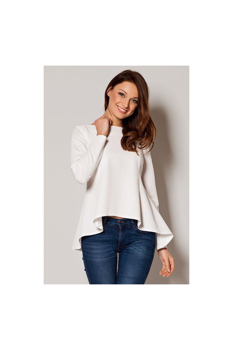 Asimetriška pilkos spalvos mini suknelė_57401