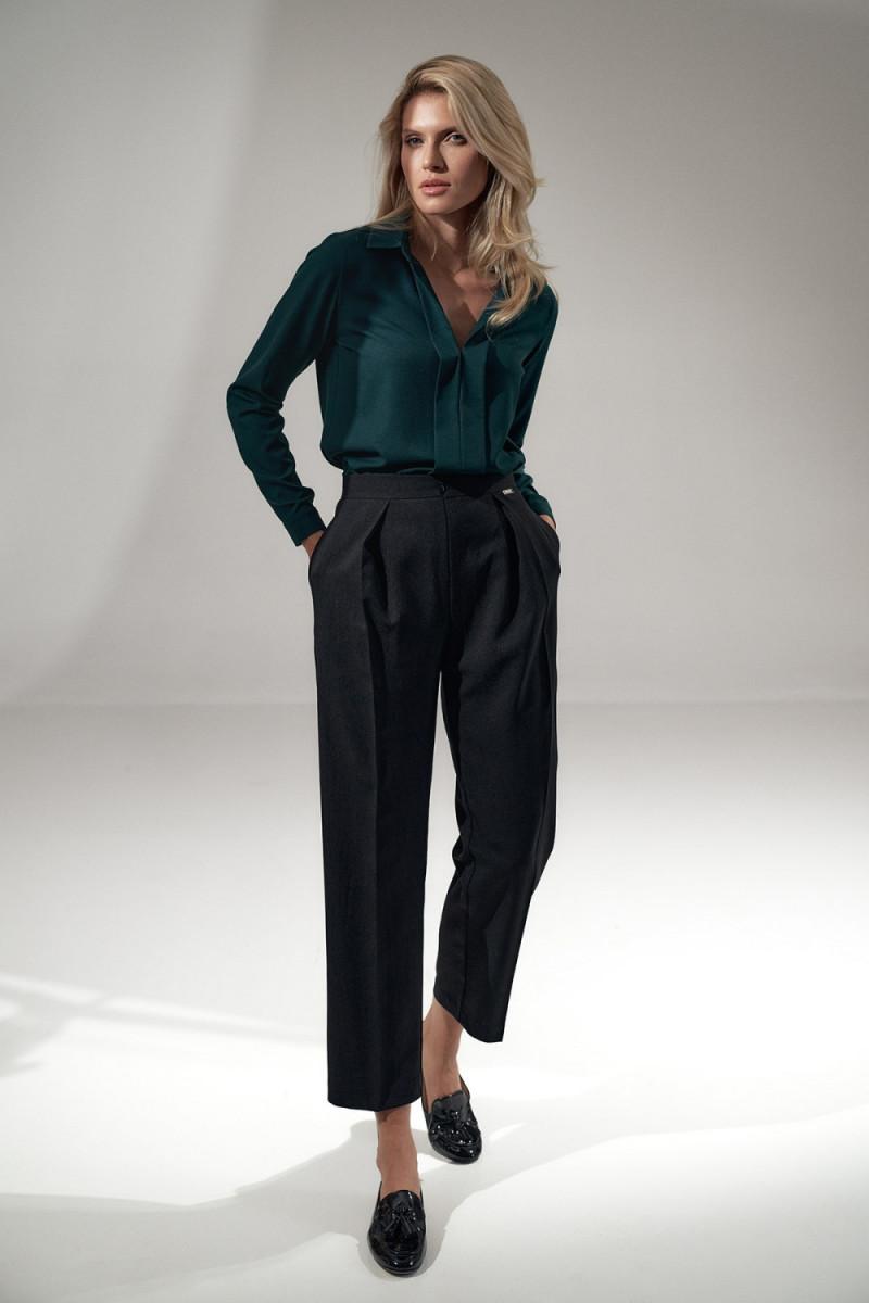 Asimetriška pilkos spalvos mini suknelė_57403