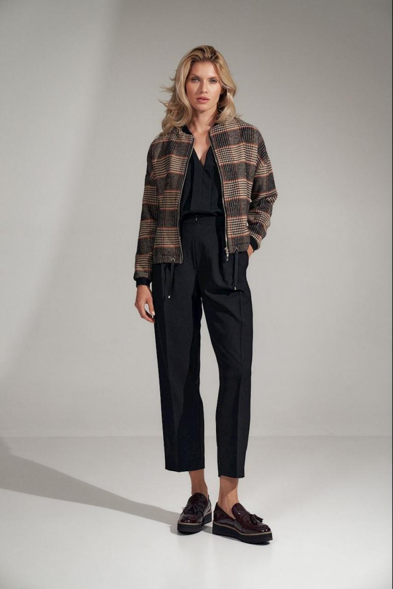 Asimetriška pilkos spalvos mini suknelė