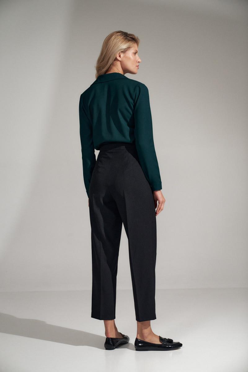 Asimetriška pilkos spalvos mini suknelė_57405