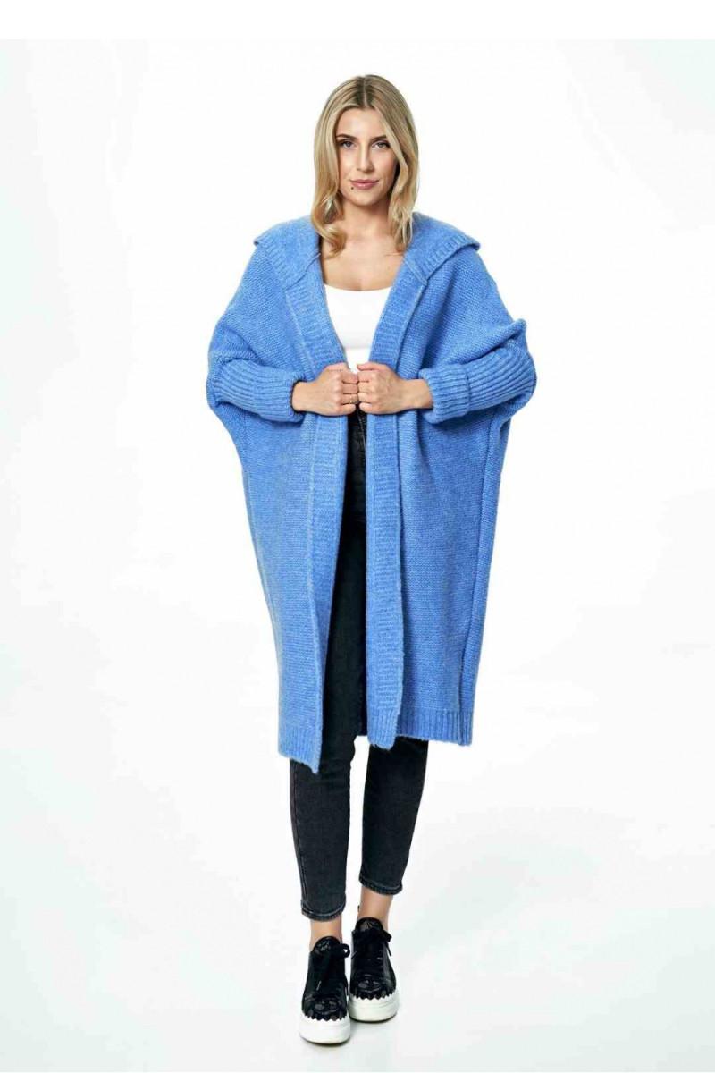 Trumpa juoda suknelė surišama ant kaklo_57444