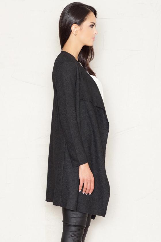 Mėlyna peplum suknelė su nėriniais