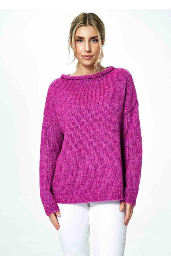 Mėlyna peplum suknelė su nėriniais_57469