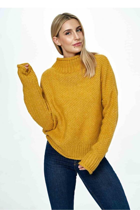 Violetinė peplum suknelė su nėriniais_57475