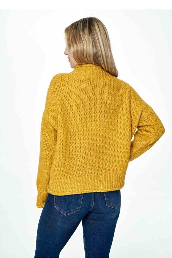 Violetinė peplum suknelė su nėriniais_57477