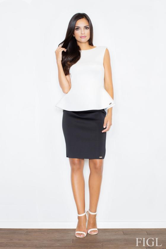 Prabangi raudona suknelė atvira nugara_57509