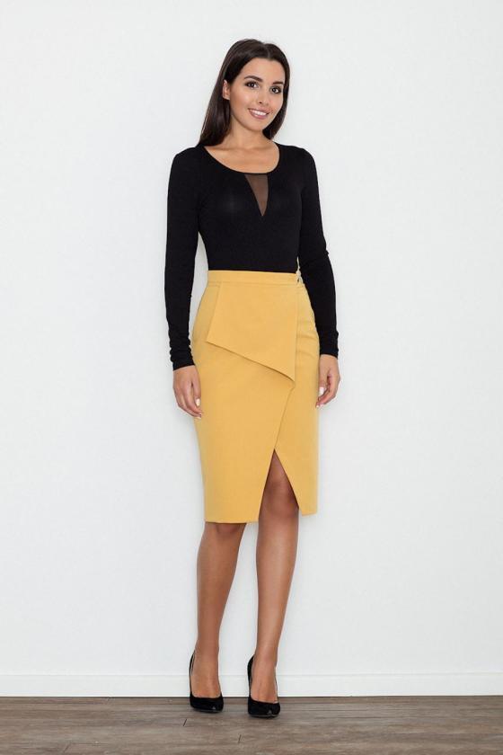 Prabangi juoda suknelė atvira nugara_57515