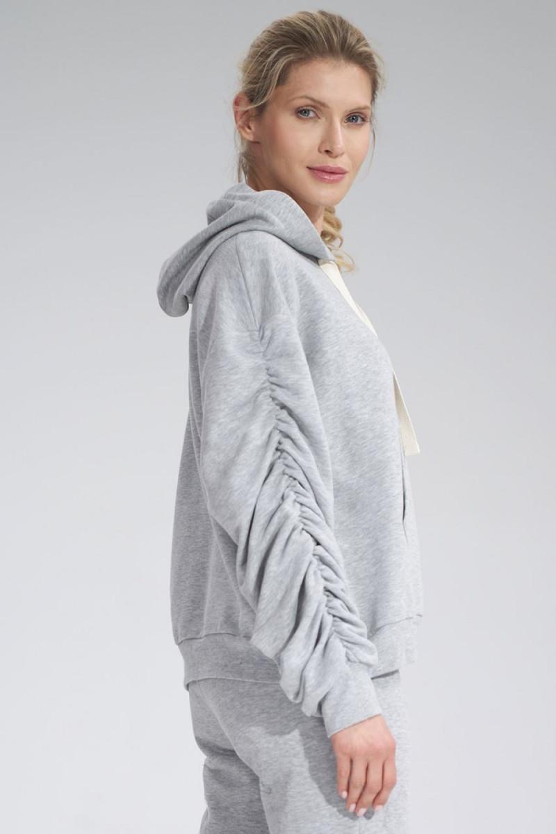 Prabangi suknelė su tiuliu dekoruota žvyneliais_57662