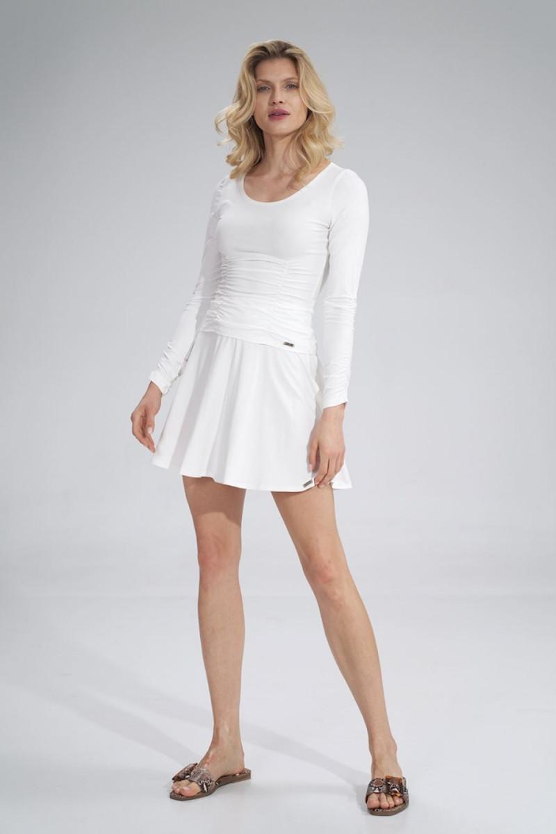 Prabangi juoda suknelė su tiuliu dekoruota žvyneliais_57680