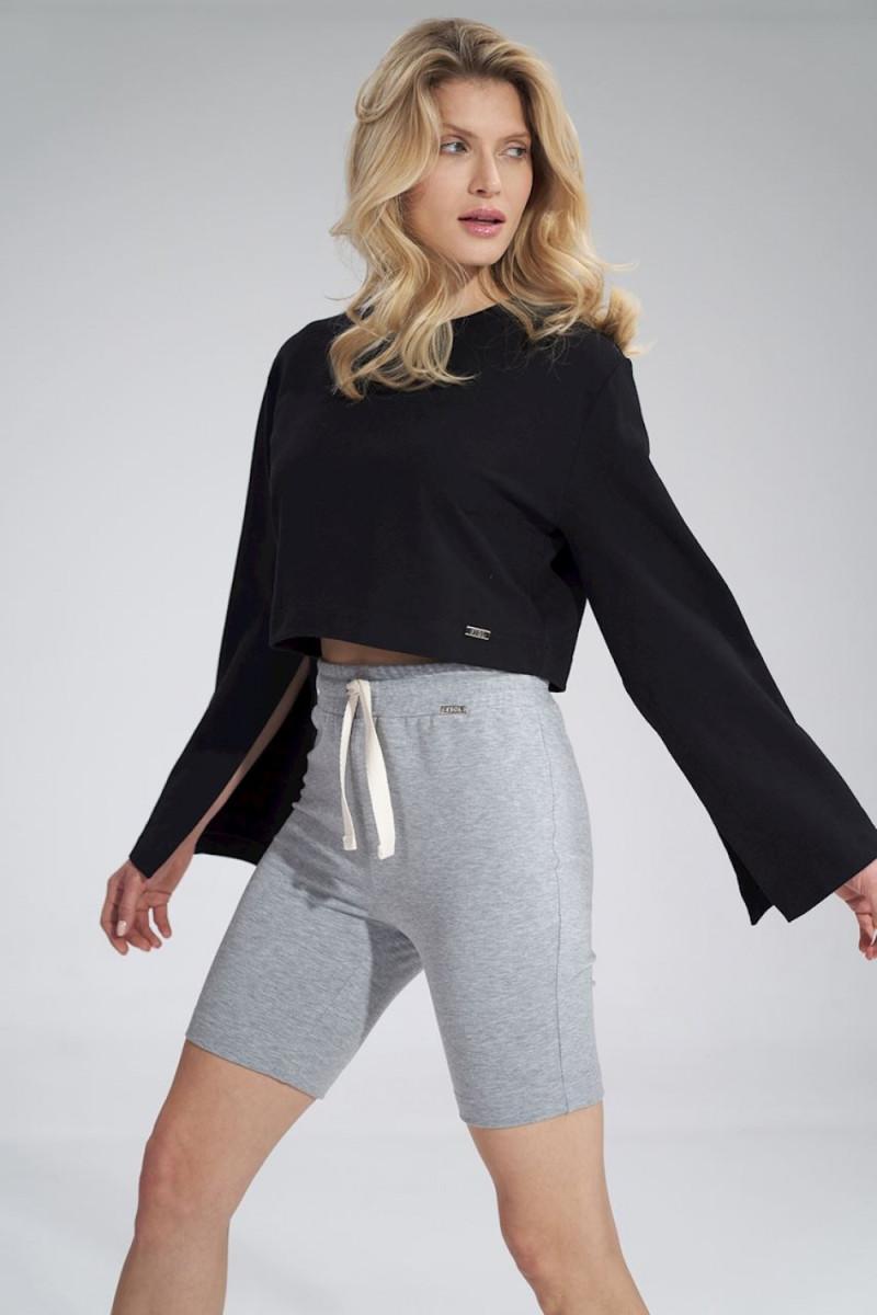 Seksuali smėlio spalvos suknelė su gipiūro detalėmis_57686