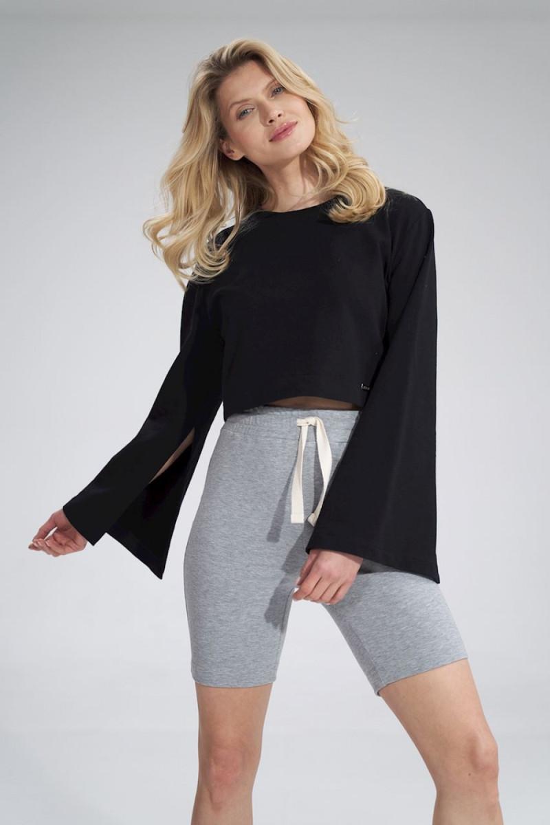 Seksuali smėlio spalvos suknelė su gipiūro detalėmis_57687