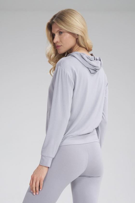 Seksuali koralinės spalvos suknelė su gipiūro detalėmis_57695