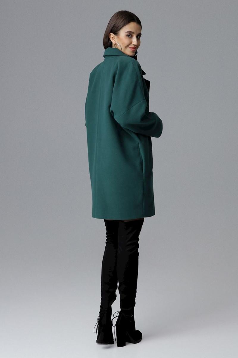 Seksuali raudonos spalvos suknelė su gipiūro detalėmis_57701