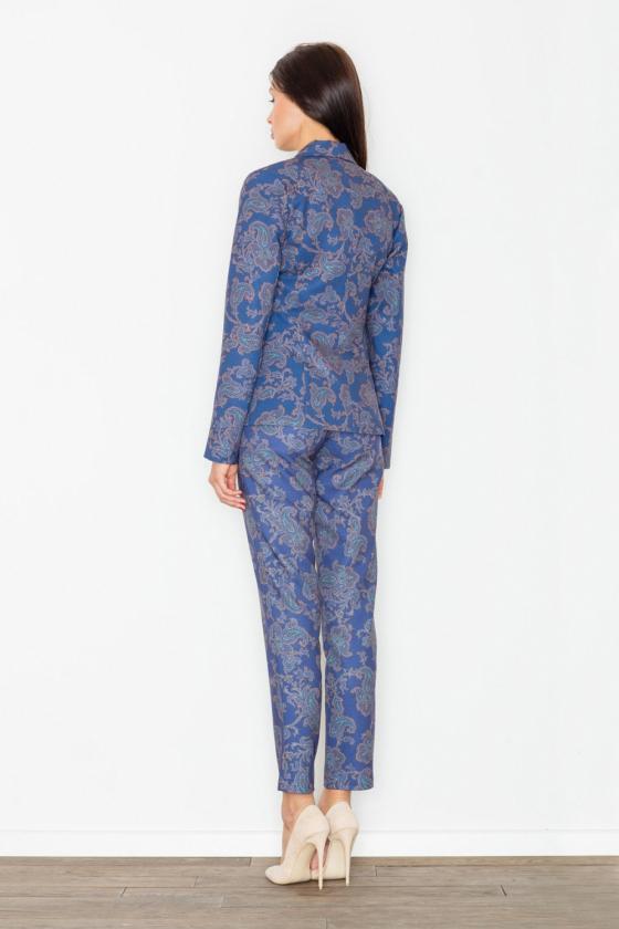 Prabangi kapučino suknelė su aukso spalvos nėriniais