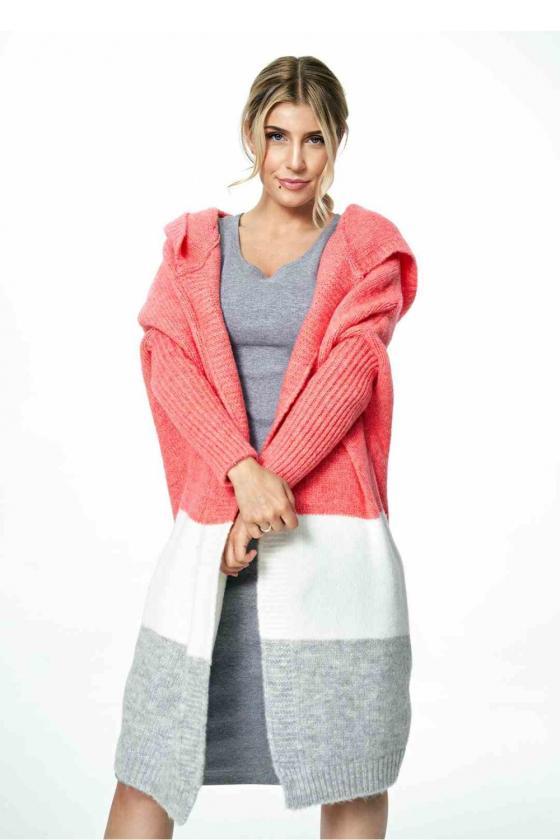 Ryškus orandžinis laisvalaikio kostiumas_57860