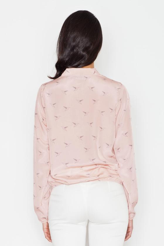 Ryškus fuksijų spalvos laisvalaikio kostiumas_57866