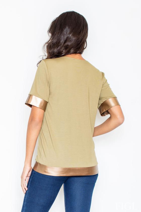 Baltos spalvos suknelė dekoruota nėriniais_57941