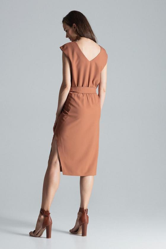 Stilingas ryškus geltonas pončas