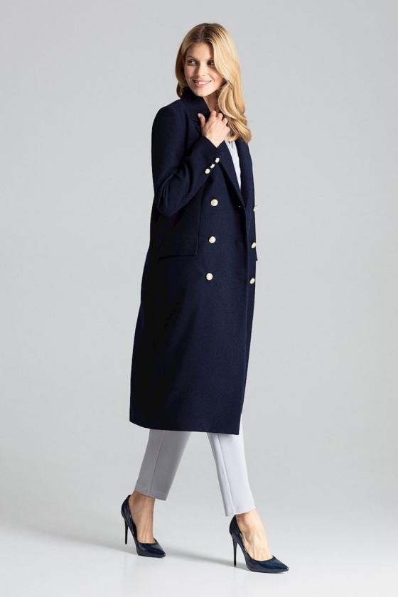 Juodi šifoniniai marškiniai su šilku_58060