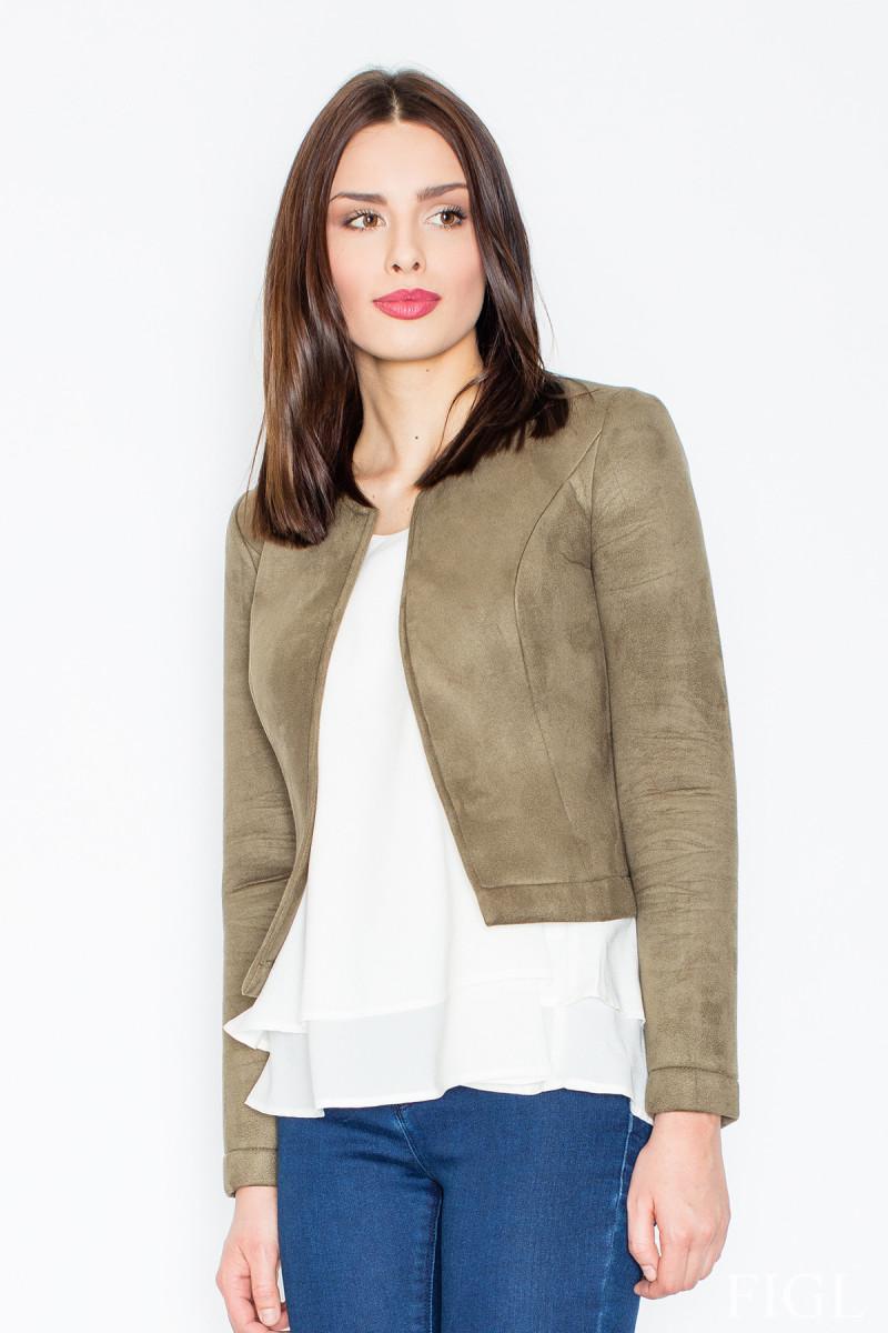Rausvos spalvos šifoniniai marškiniai su šilku_58351