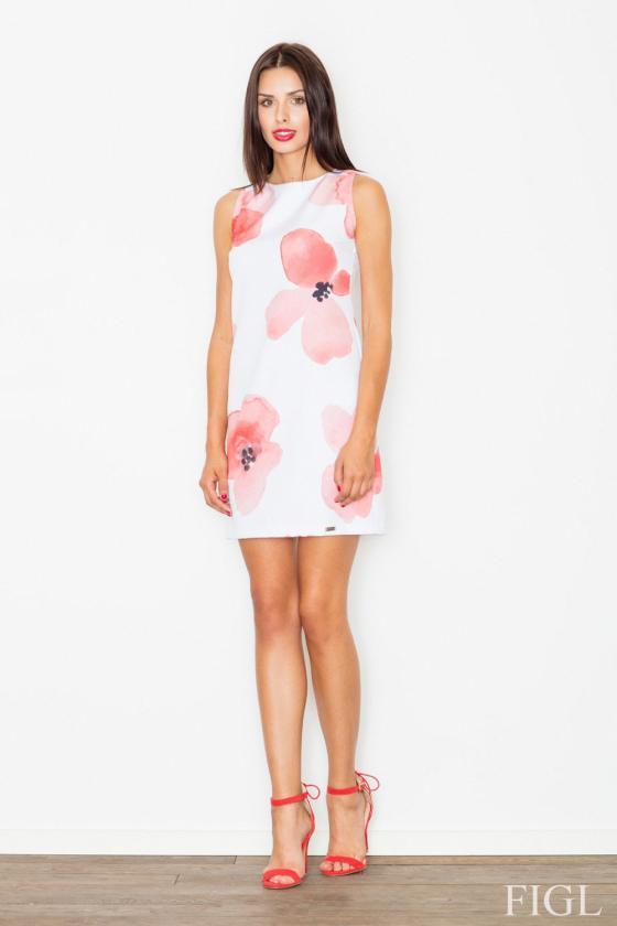 Madingas juodas odos imitacijos sijonas su dirželiu_58437