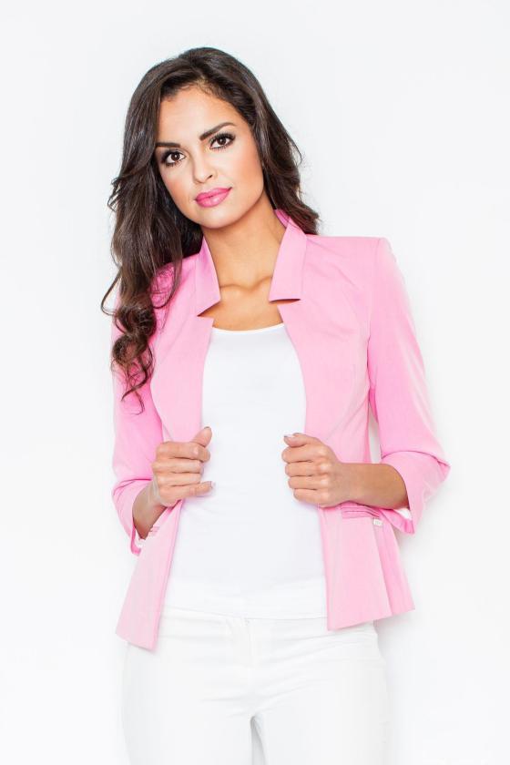 Mėlynos spalvos suknelė su kapišonu ir kišenėmis