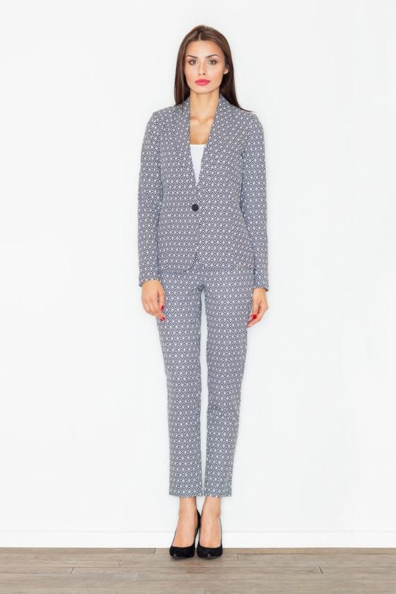 Ilga raudona boho stiliaus suknelė_58880