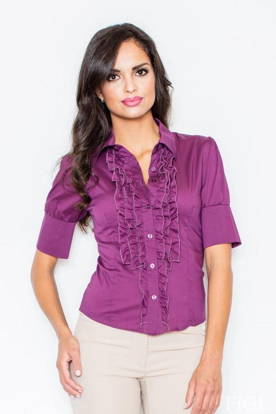 Ilga mėlyna boho stiliaus suknelė_58891