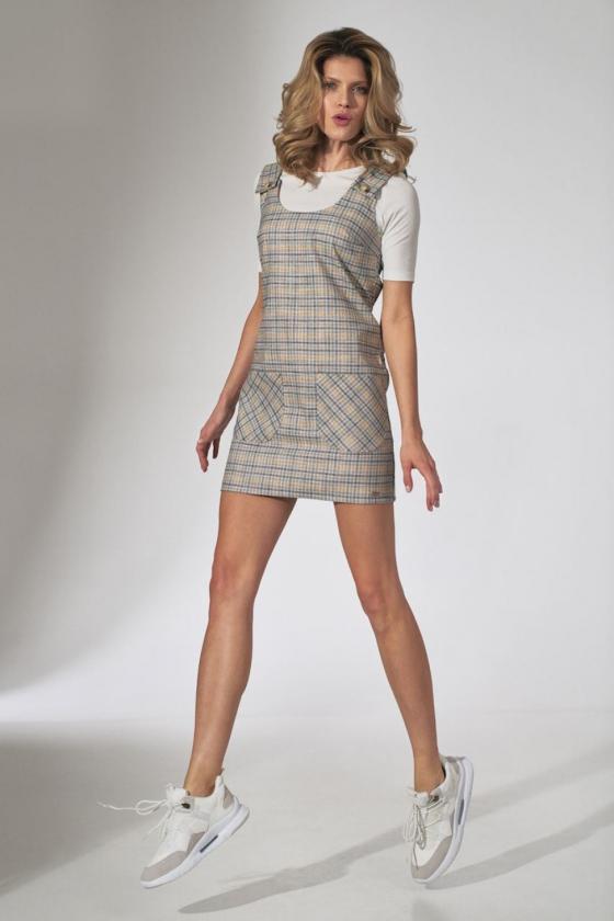 Blizgus leopardo rašto bikinis_58962