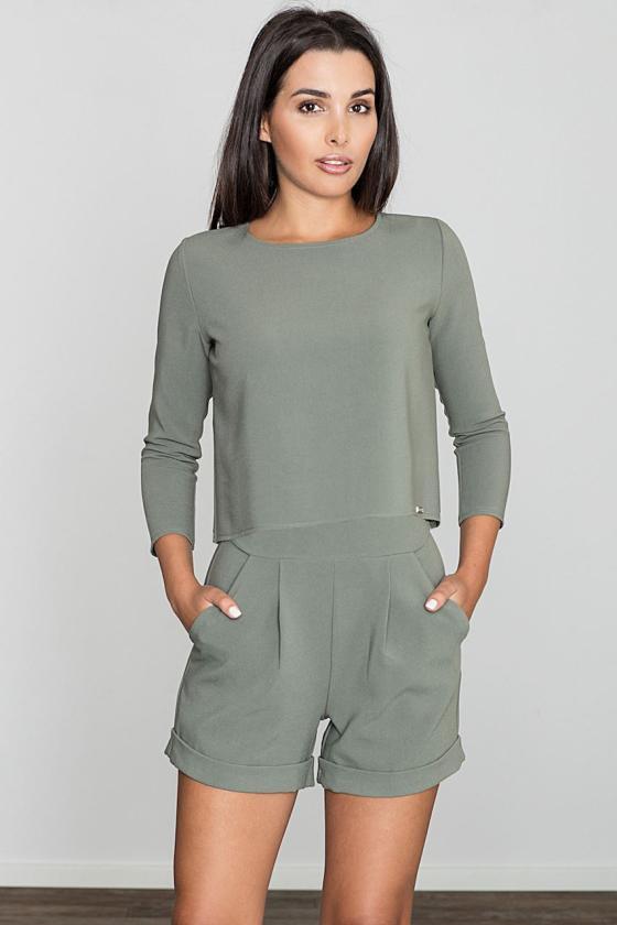 """Elegantiška raudona suknelė su dirželiu """"Tamara""""_59114"""
