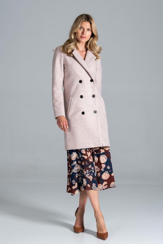 Šifoninė rausvos spalvos suknelė_59293
