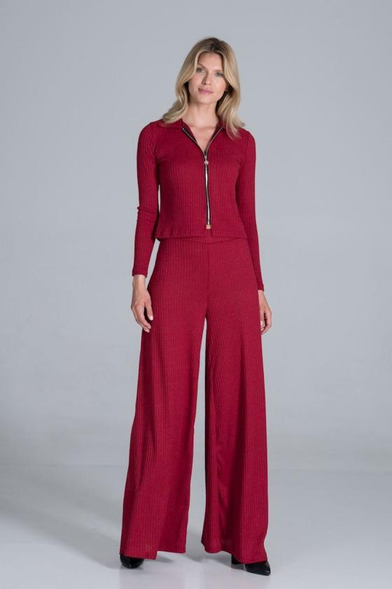Mėlynas dviejų dalių kostiumas (palaidinė+sijonas)_59303