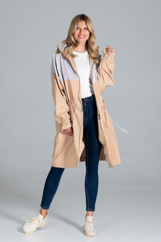 Juodas dviejų dalių kostiumas (palaidinė+sijonas)_59307