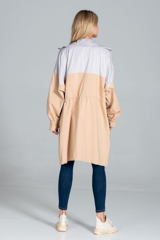 Juodas dviejų dalių kostiumas (palaidinė+sijonas)