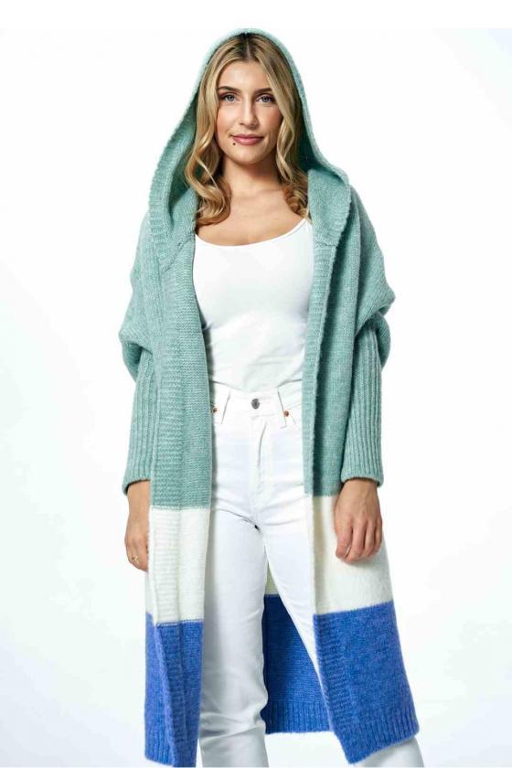Stilinga geltona suknelė atvirais pečiais_59405