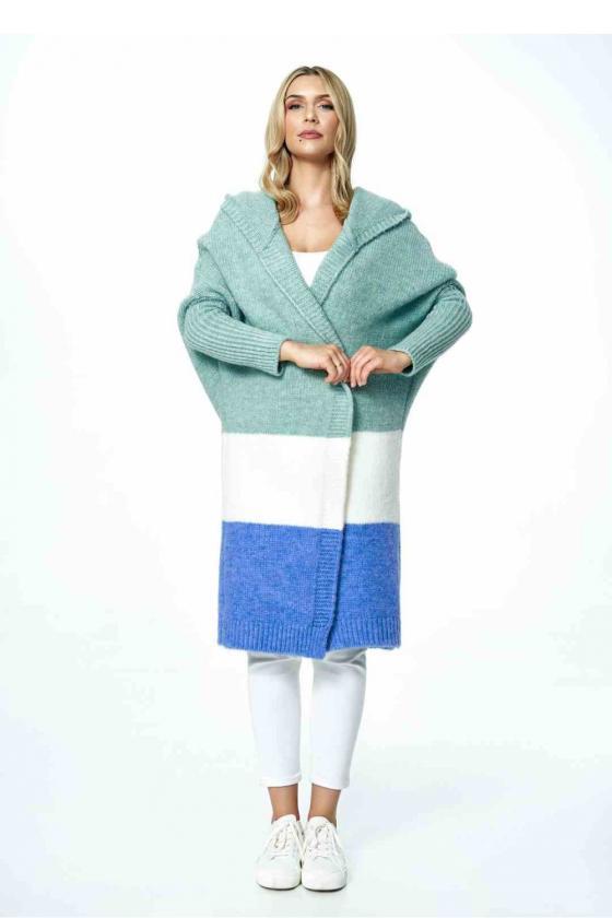 Stilinga geltona suknelė atvirais pečiais_59406