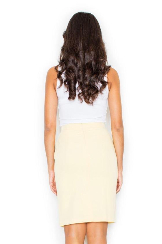 Elegantiška juoda suknelė plačiomis rankovėmis_59423