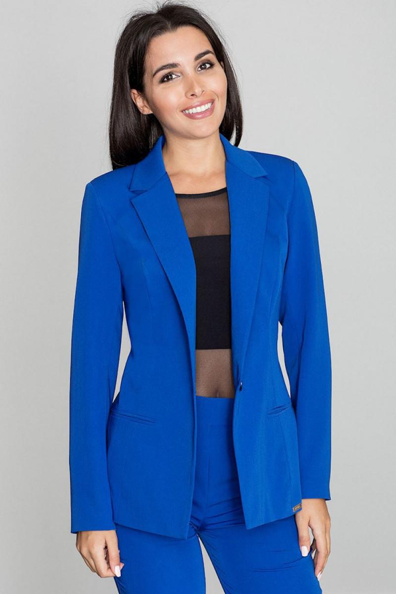 Rausva klasikinė marškinių stiliaus suknelė_59438