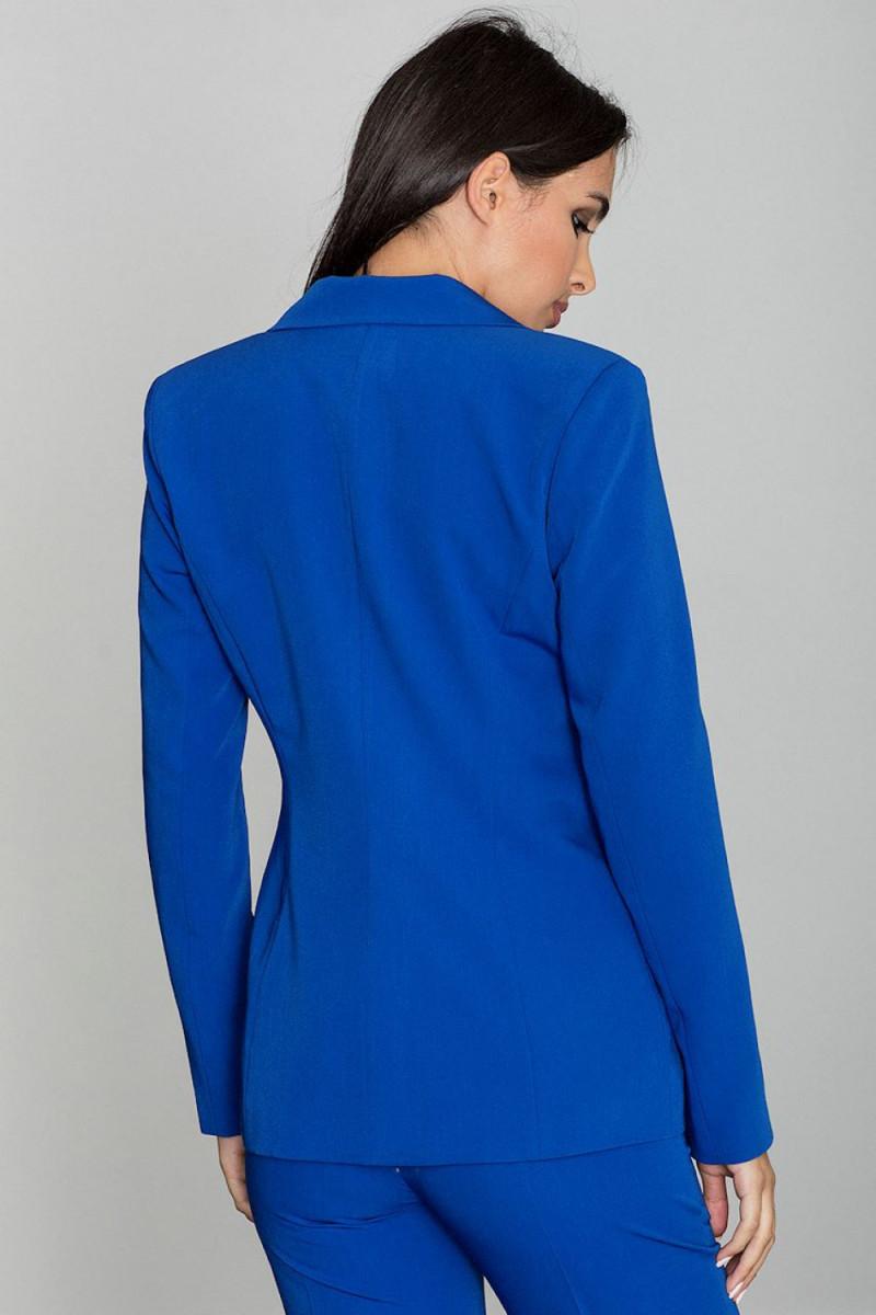 Rausva klasikinė marškinių stiliaus suknelė