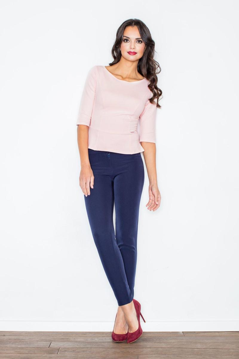 Juoda klasikinė midi suknelė_59446