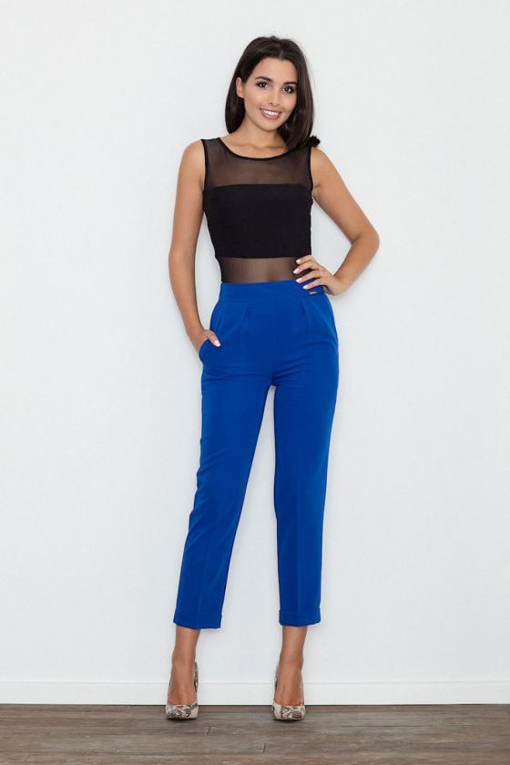 Bordinė klasikinė midi suknelė_59454