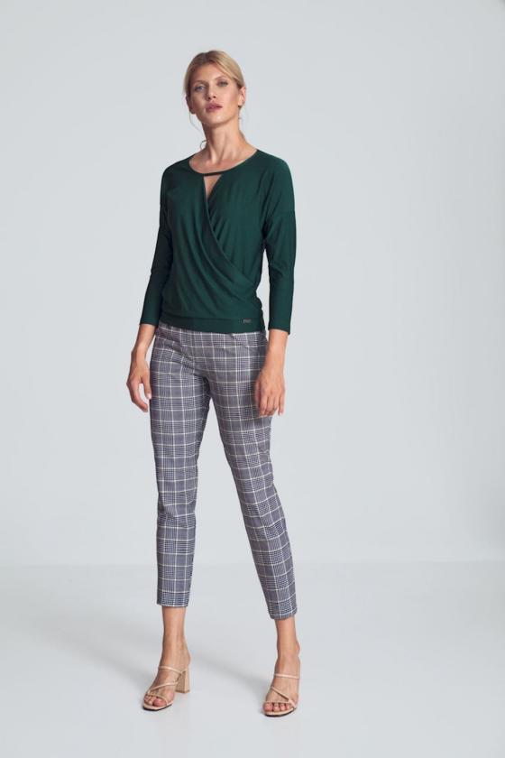 Boho stiliaus ilga rausva suknelė_59537