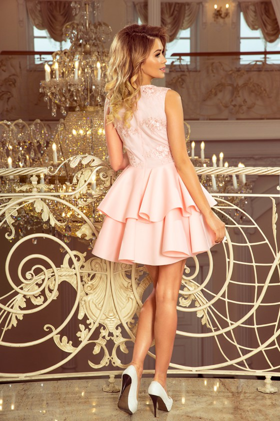 """Ekskliuzivinė rausva suknelė """"Alexis""""_59728"""