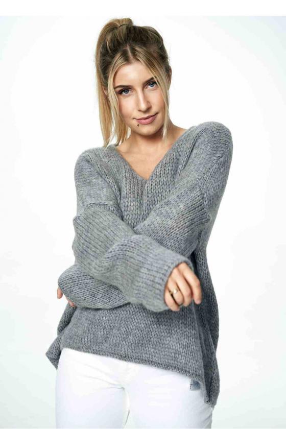 """Ekskliuzivinė bordinė suknelė """"Alexis""""_59745"""
