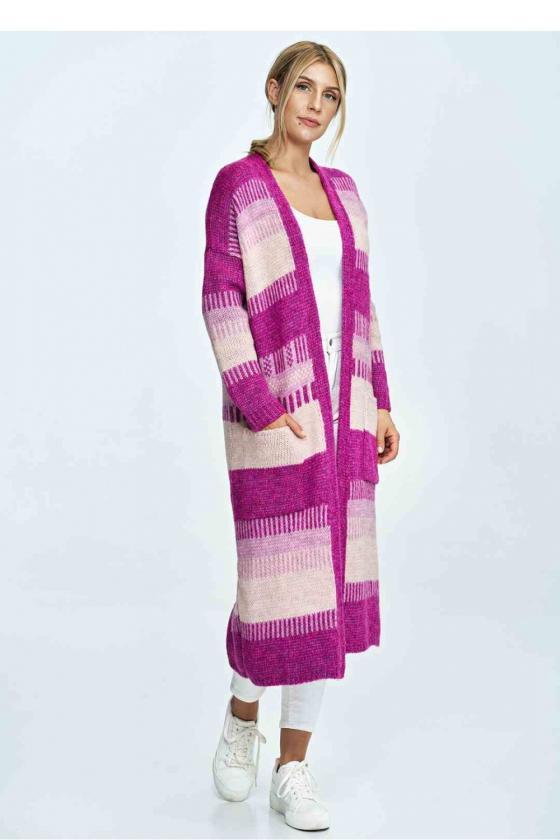"""Ekskliuzivinė bordinė suknelė """"Alexis""""_59747"""