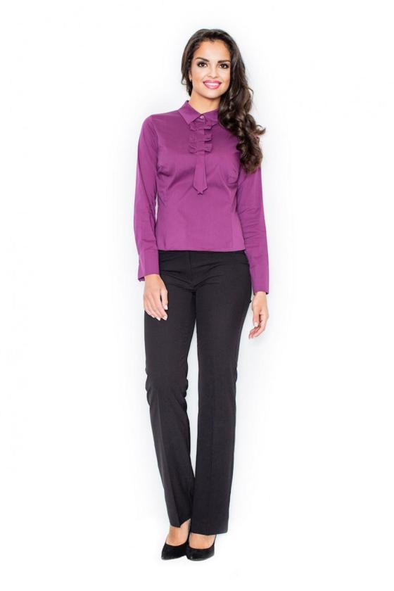 Romantiška smėlio spalvos suknelė atvirais pečiais_60243