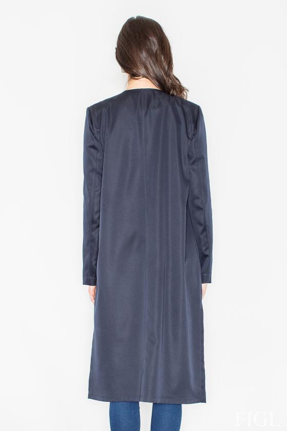 Juodos spalvos sijonas dekoruotas gėlėmis_60263