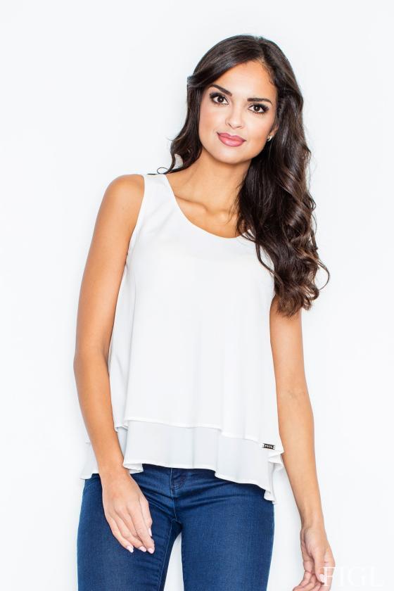 Rausvos spalvos sijonas dekoruotas gėlėmis_60271